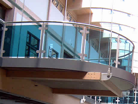 Saralan Ltd - Structural Glass for Commercial, Retail, Infrastructure & Domestic Projects.